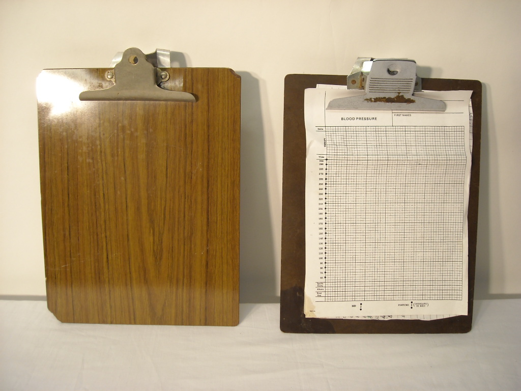 Bed End Clipboards Old Prop Hire And Deliver