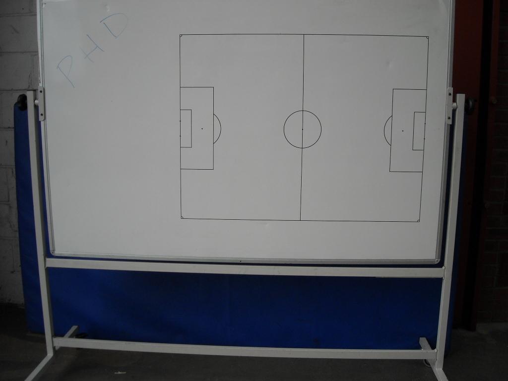 Football Tactics Board Free Standing