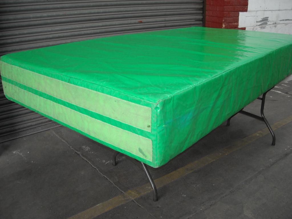 Mat Stunt 12 Green