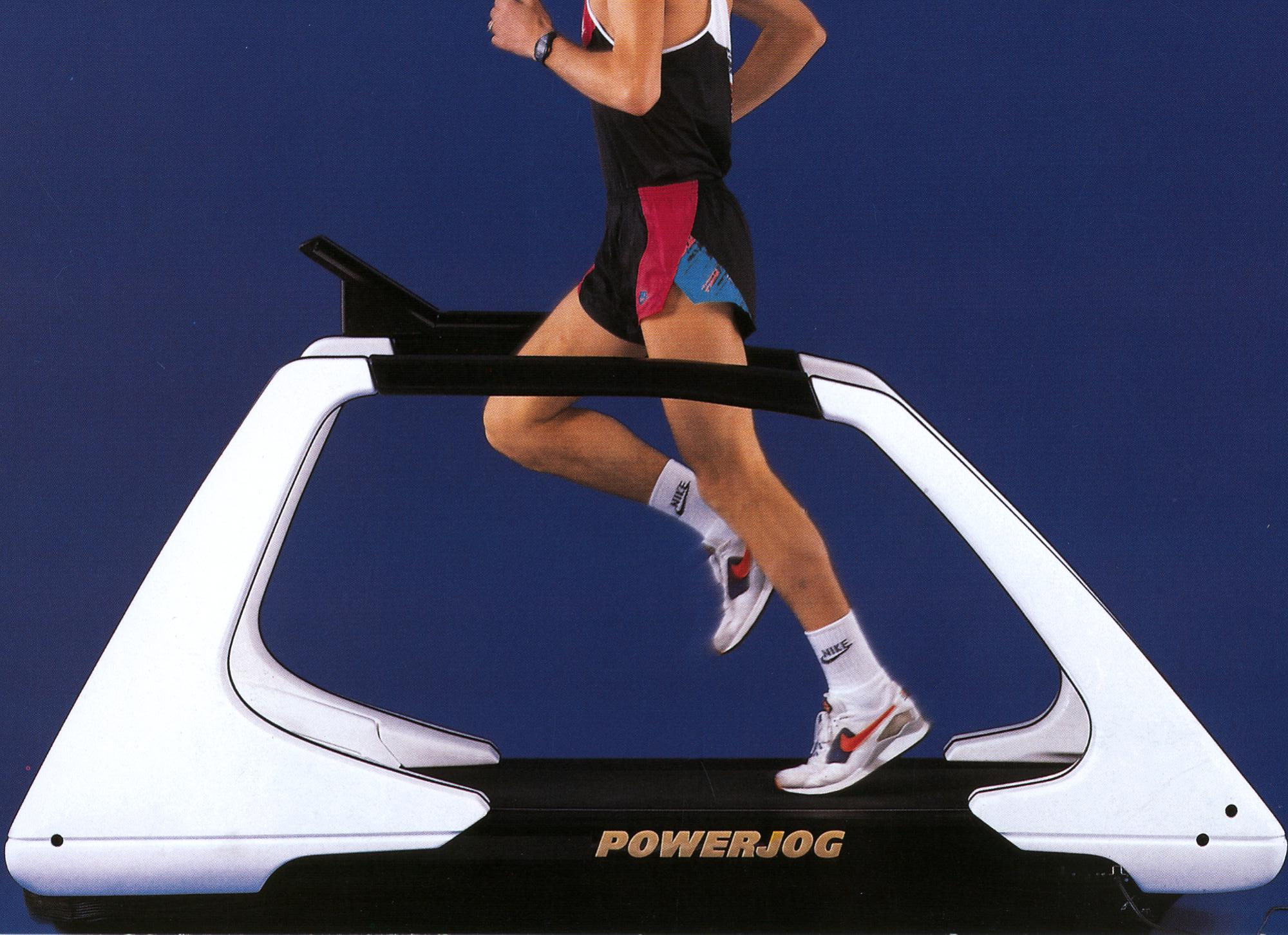 Treadmill Electric Powerjog