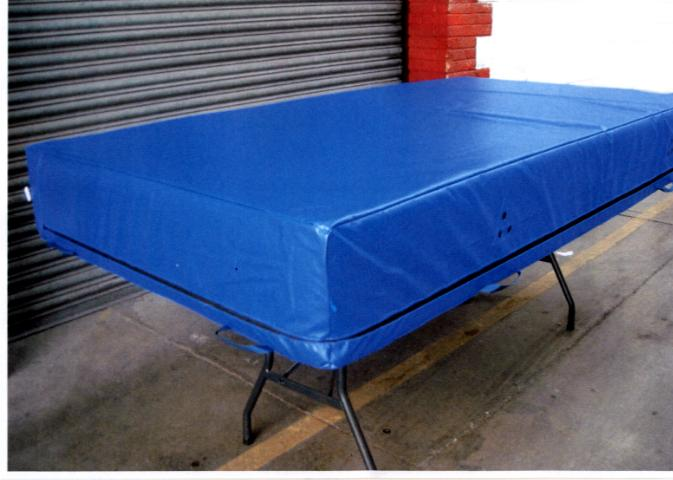 Mat Stunt 12 Quot Blue Prop Hire And Deliver