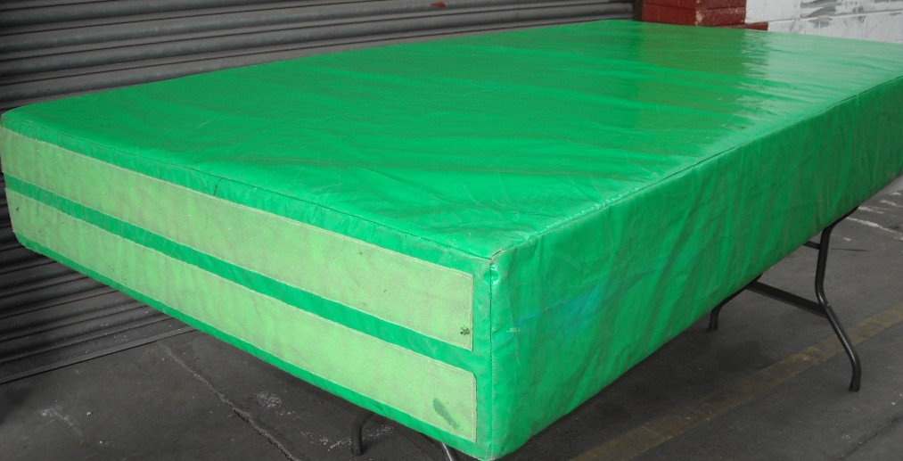 Mat green 30cm