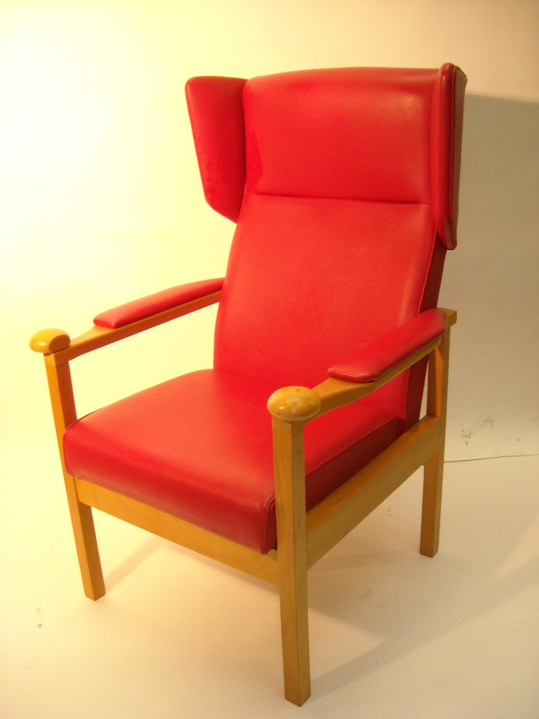 Bedside Chair - Prop Hire and Deliver