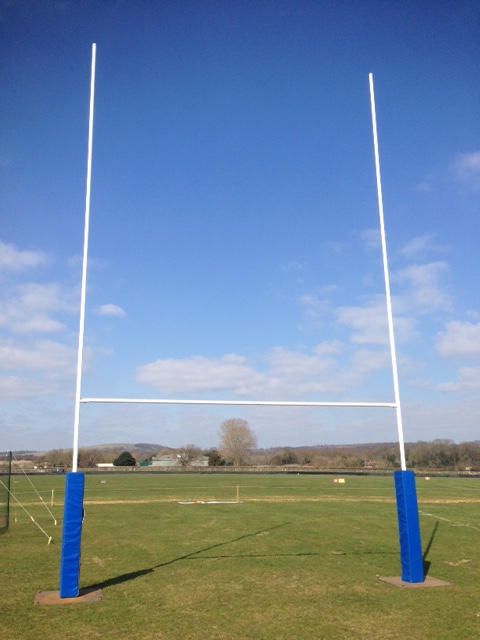 Rugby Post Steel