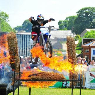 Stunt Equipment